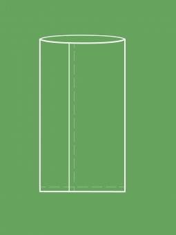Zellglas Flachbeutel
